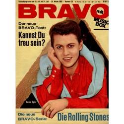BRAVO Nr.29 / 13 Juli 1965 - Bernd Spier