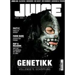 JUICE Nr.166 April 2015 & CD 127 - Genetikk