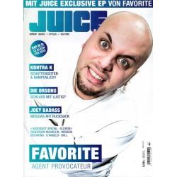 JUICE Nr.165 März 2015 & CD - Favorite