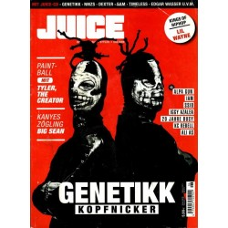 JUICE Nr.151 Juni 2013 & CD 116 - Genetikk