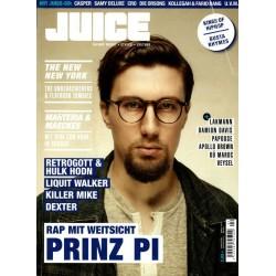 JUICE Nr.150 Mai 2013 & CD 115 - Prinz Pi