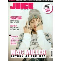 JUICE Nr.152 Juli/August 2013 & CD 117 - Mac Miller