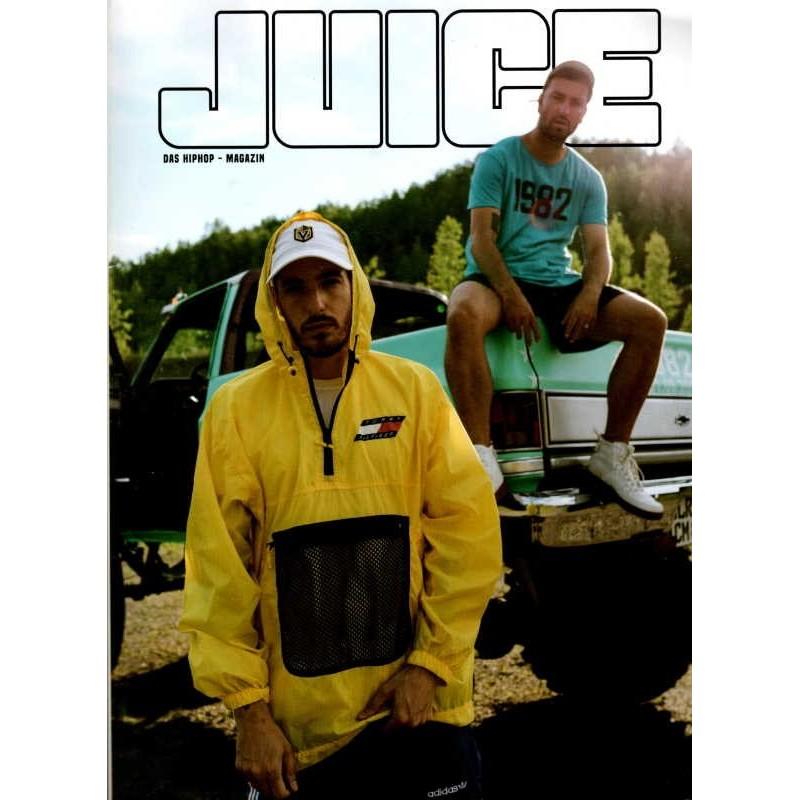 JUICE Nr.188 September/Oktober 2018 & CD 143 - Marteria & Casper