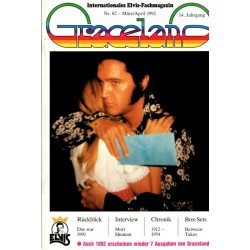 Graceland Nr.82 März/April 1992 - Mort Shuman