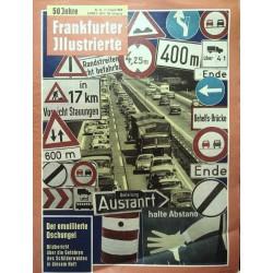 Frankfurter Illustrierte Nr.33 / 19 August 1962 - Der emaillierte Dschungel