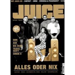 JUICE Nr.169 September 2015 & CD 130 - Alles Oder Nix