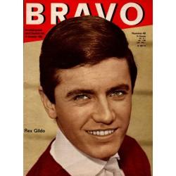 BRAVO Nr.49 / 3 Dezember 1963 - Rex Gildo