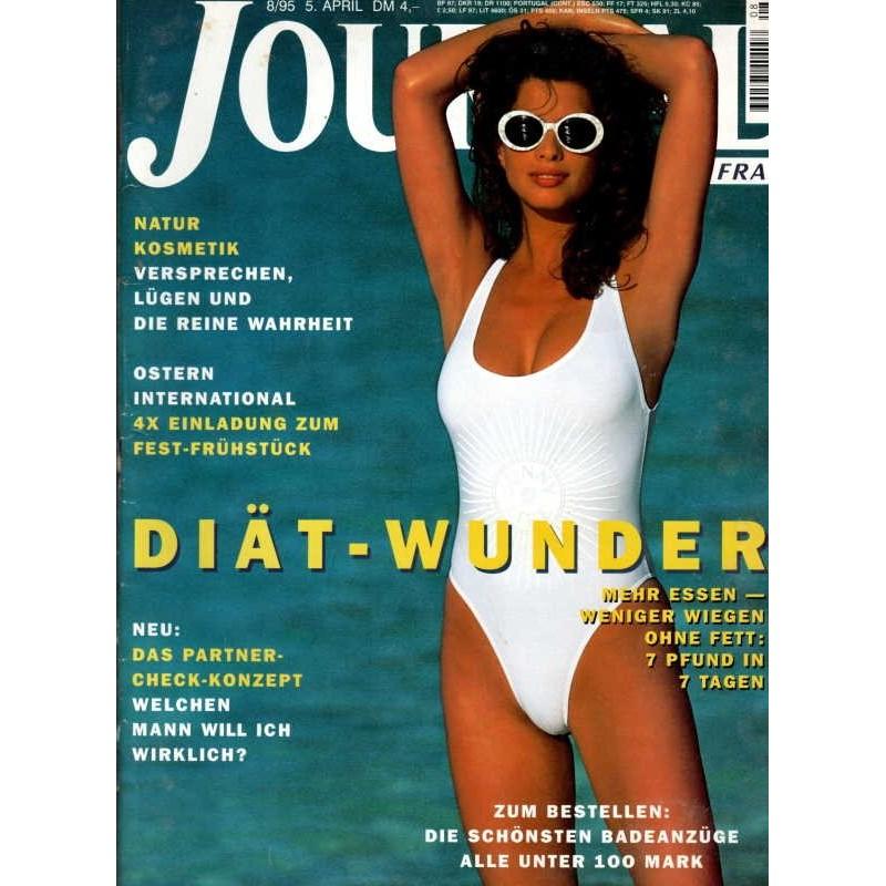 Journal Nr.8 / 5 April 1995 - Diät Wunder