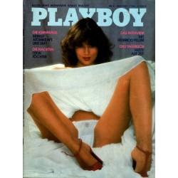 Playboy Nr.5 / Mai 1981 - Sylvie Garant
