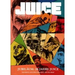 JUICE Nr.183 November/Dezember 2017 & CD 139 - Jubiläum