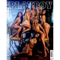 Playboy Nr.1 / Januar 2021 - Die schönsten Burgfrauen