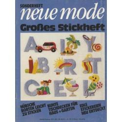 Neue Mode Sonderheft von 1984