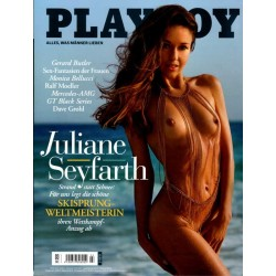 Playboy Nr.3 / März 2021 - Juliane Seyfarth