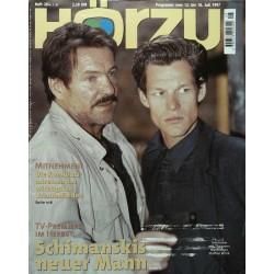 HÖRZU 28 / 12 bis 18 Juli 1997 - Schimanskis neuer Mann