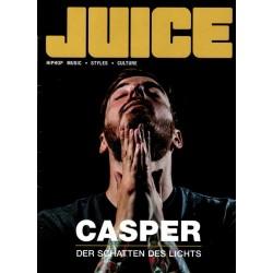 JUICE Nr.182 September/Oktober 2017 & CD 138 - Casper