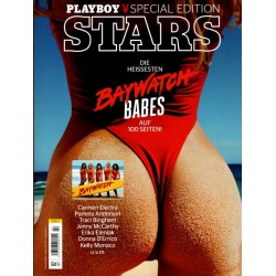 Special Edition Playboy Stars 2/2017 - Baywatch Babes