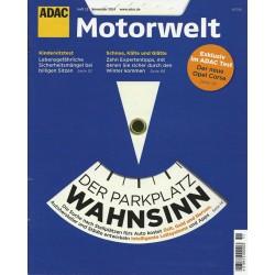 ADAC Motorwelt Heft.11 / November 2014 - Der Parkplatz Wahnsinn