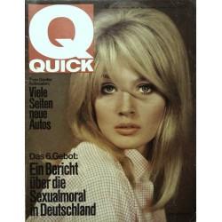 Quick Heft Nr.13 / 27 März 1966 - Jacqui Stevens
