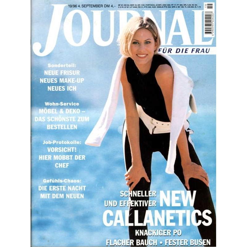 Journal Nr.19 / 4 September 1996 - New Callanetics