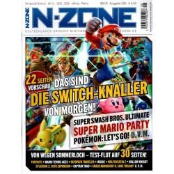 N-Zone 08/2018 - Ausgabe 256 - Die Switch Knaller
