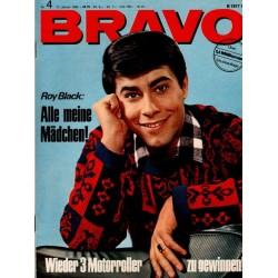 BRAVO Nr.4 / 17 Januar 1966 - Roy Black