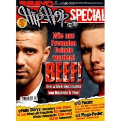 BRAVO Hip Hop Nr.2 / 4 Januar 2008 - BEEF!