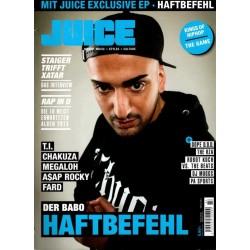 JUICE Nr.149 März/April 2013 & CD - Haftbefehl