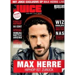 JUICE Nr.145 September 2012 & CD - Max Herre