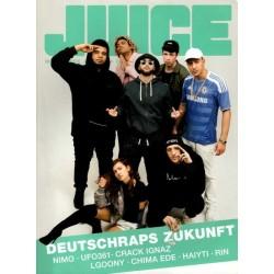 JUICE Nr.178 Januar/Februar 2017 & CD - Deutschraps Zukunft