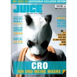 JUICE Nr.144 Juli/August 2012 & CD 112 - Cro
