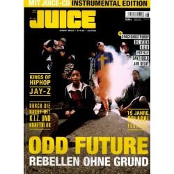 JUICE Nr.143 Juni 2012 & CD - Odd Future