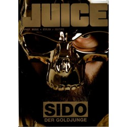 JUICE Nr.177 November/Dezember 2016 & CD - Sido