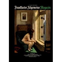 Frankfurter Allgemeine Heft 47 / Januar 1981 - Einsamer nie