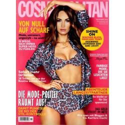 Cosmopolitan 11/November 2014 - Interview mit Megan Fox