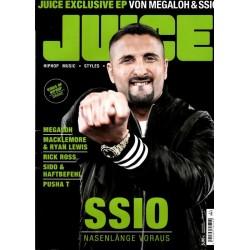 JUICE Nr.173 März/April 2016 & CD - SSIO