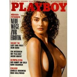 Playboy Nr.9 / September 1988 - Bettina Rheims