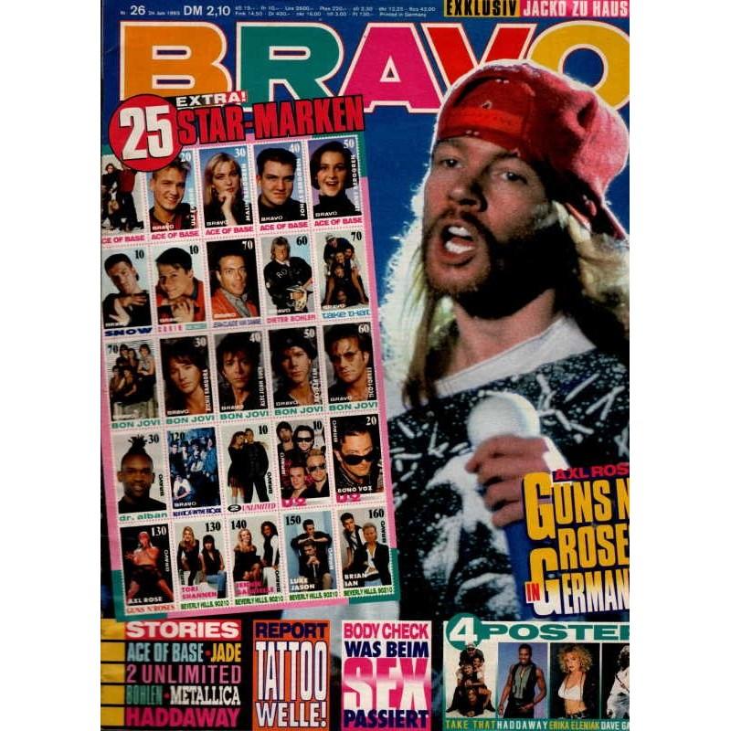Bravo bodycheck 1996