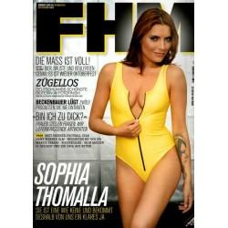 FHM Oktober 2010 - Sophia Thomalla