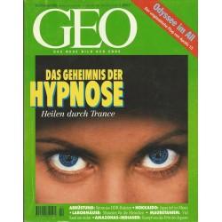 Geo Nr. 2 / Februar 1995 - Das Geheimnis der Hypnose