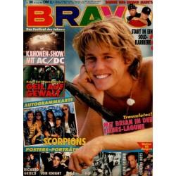 BRAVO Nr.36 / 29 August 1991 - Traumfotos mit Brian