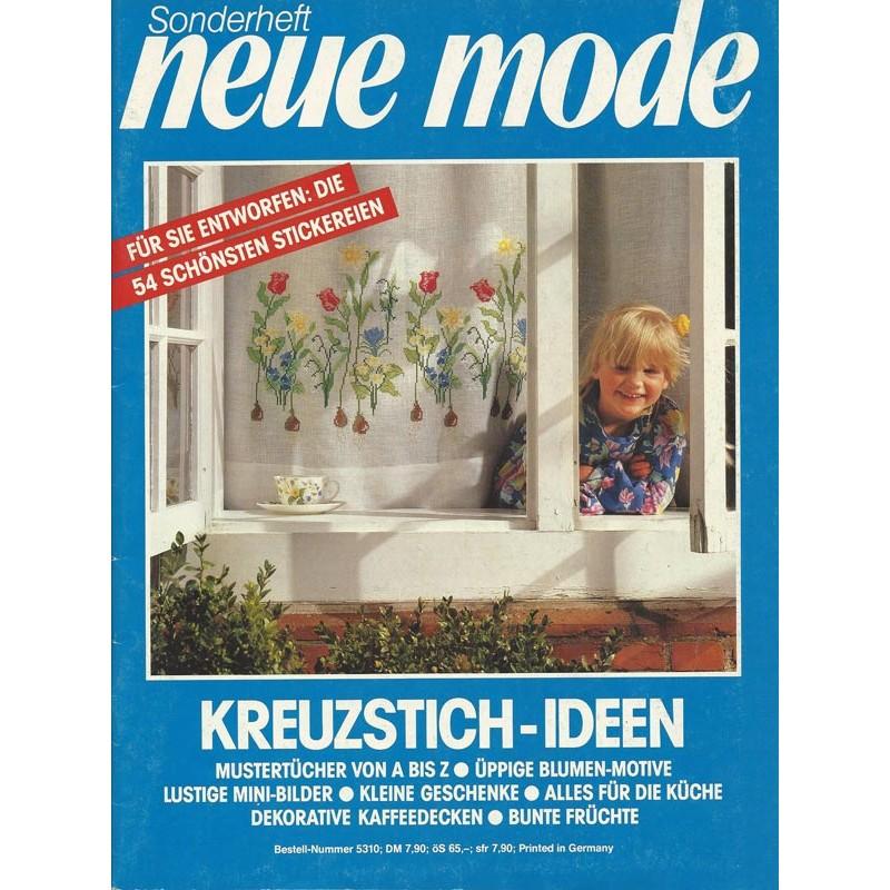 Neue Mode Sonderheft von 1988