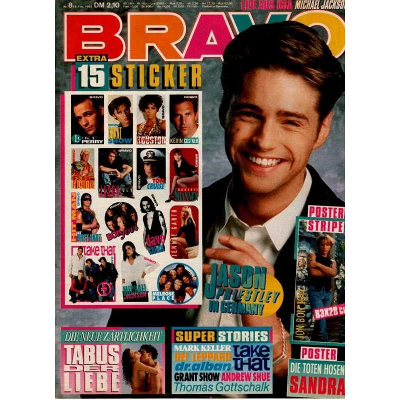 BRAVO Nr.21 / 12 Mai 2004 - Britney in Germany! Zeitschrift