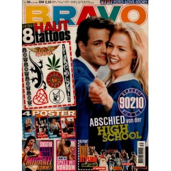 BRAVO Nr.30 / 21 Juli 1994 - Beverly Hills 90210