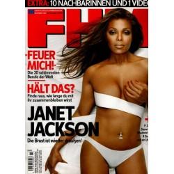 FHM November 2006 - Janet Jackson