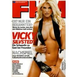 FHM Juli 2006 - Vicky...