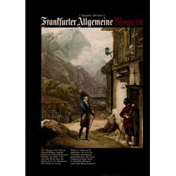 Frankfurter Allgemeine Heft 27 / September 1980 - Gotthard