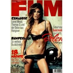 FHM August 2011 - Belen Rodriguez