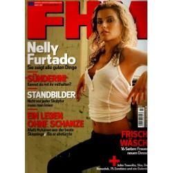 FHM März 2007 - Nelly Furtado