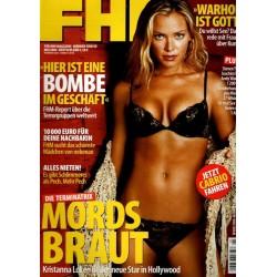 FHM Mai 2004 - Kristinna Loken