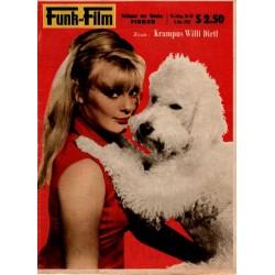 Funk und Film Nr.49 / 5 Dezember 1959 - Krampus Willi Dirtl